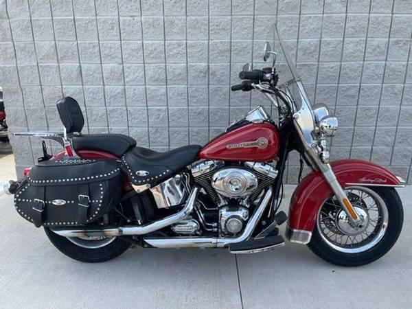 Photo 2007 Harley-Davidson FLSTC Shrine - $7,991 (Harley-Davidson FLSTC Shrine)