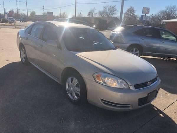 Photo 2011 Chevy Impala LS  LOW MILES  RUNS  DRIVES GREAT, GREAT DEAL - $3,500 (Sapulpa)