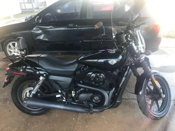 Photo 2015 Harley Davidson XG500 Street - $5,500 (Stroud)