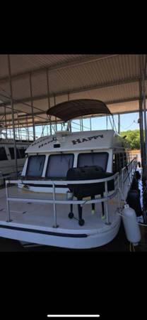 Photo 93 Gibson Sport 50 House Boat Houseboat - $79500 (On Keystone Lake)