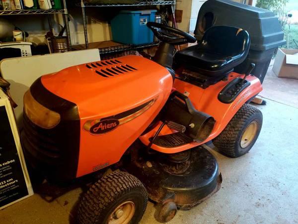 Photo Ariens Riding Lawn Mower - $250