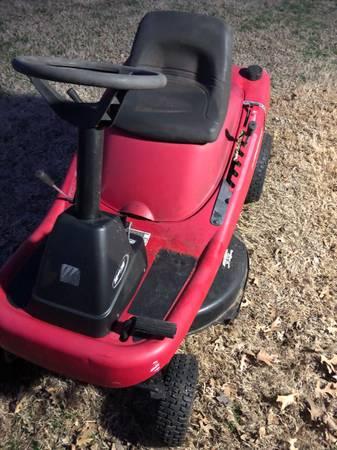 Photo CHEAP Murray 30 riding mower - $150