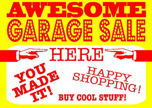 Photo Estate-Moving-Multi-Family Garage Sale (Jenks)