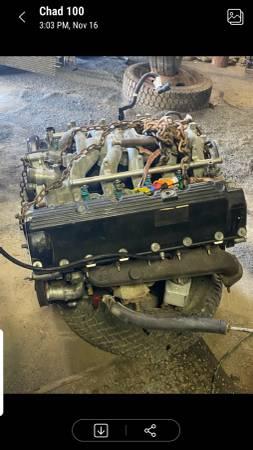 Photo Ford V10 gas engine reman to valve - $2,500 (Tulsa)