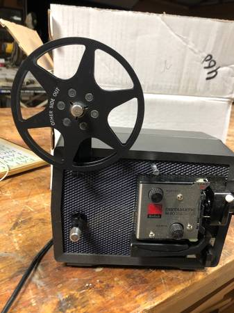 Photo Kodak Instamatic M 50 Film Projector - $25 (Seminole)