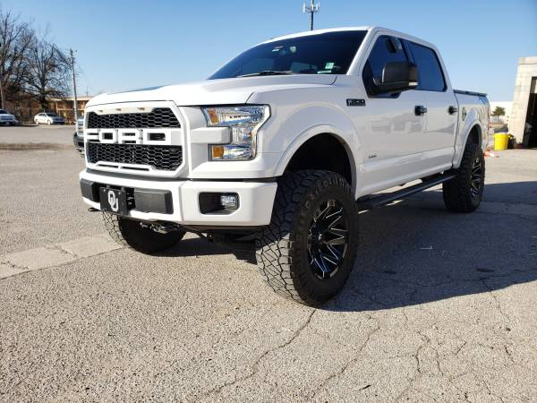 Photo MUST SEE 2017 FORD F150 XLT LIMITED - $35,988 (Norman)