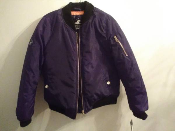 Photo NWT M1012 Boys Beverly Hills Polo Bomber Jacket - $11 (NW OKC)