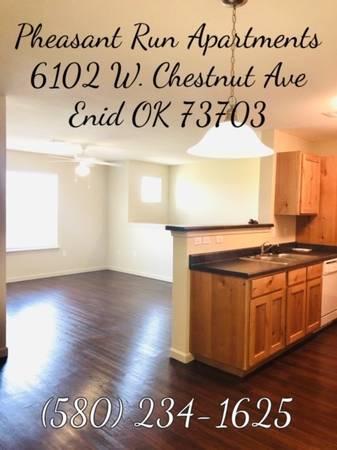 Photo Pheasant Run Apartments - 1-bedroom apartment home (Enid)