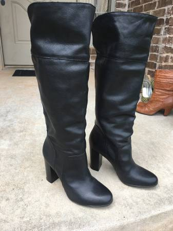 Photo Talbots Jessica Simpson, and Gianni Bini boots and heels, shoes - $40 (Moore)