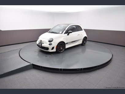 Photo Used 2015 FIAT 500 Abarth Cabrio for sale