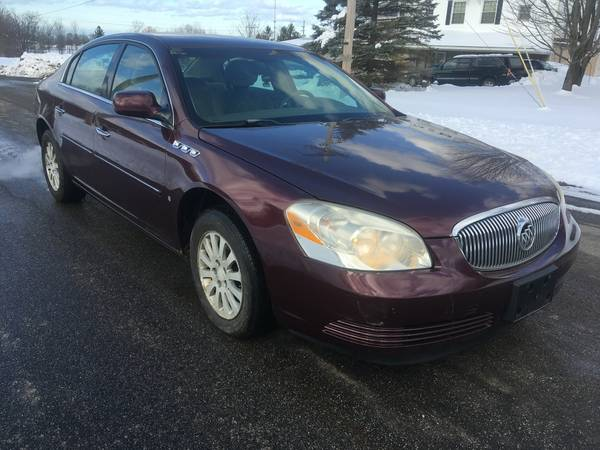 Photo 06 Buick Lucerne only 87k