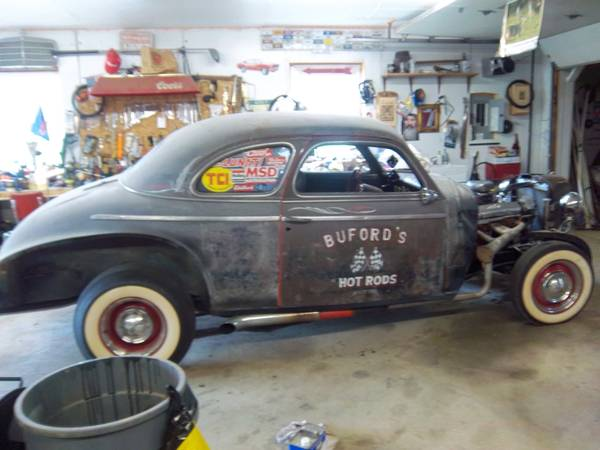 Photo 1941 Chevy Rat Rod - $6500 (waterford, pa.)