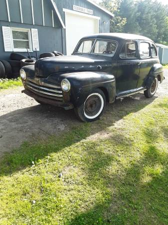 Photo 1947 FORD