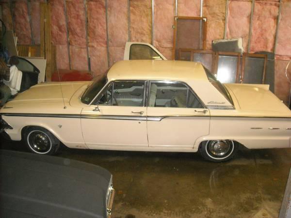 Photo 1962 Ford Fairlane 500 - $4,200 (Erie)