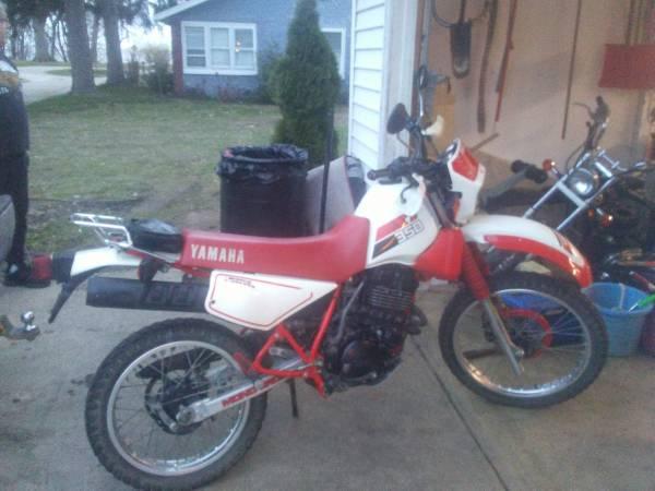 Photo 1986 Yamaha XT 350 Enduro - $3,000 (ashtabula)