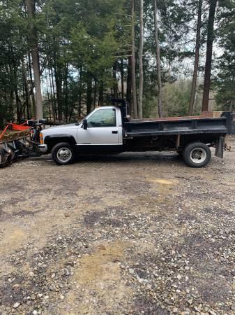 Photo 1996 Chevy K 3500 Dump truck - $7500
