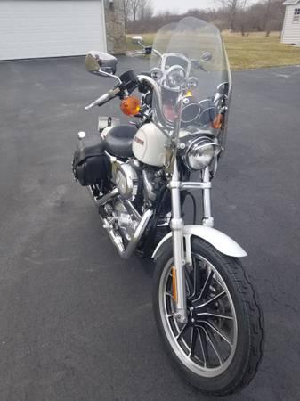 Photo 2000 Harley sportser 1200 - $5,500 (Lewiston, NY)
