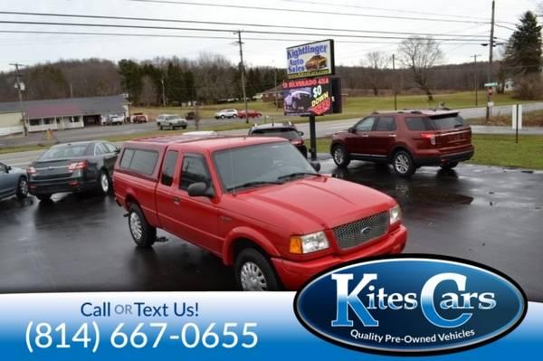 Photo 2003 Ford Ranger - $6900 (Erie)