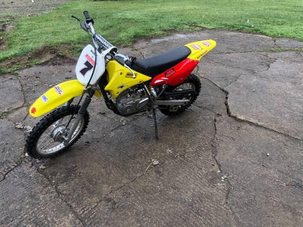 Photo 2004 Suzuki 125 DRZ - $1,850 (North Collins)
