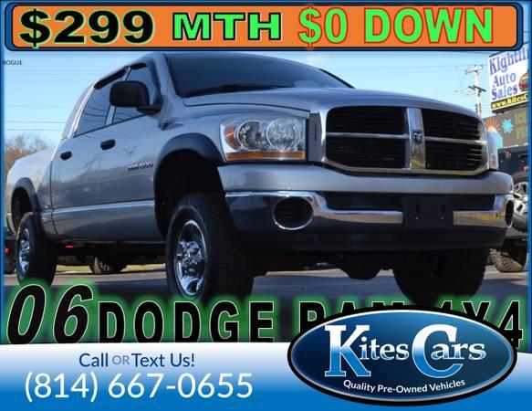 Photo 2006 Dodge Ram 1500 - $12900 (Erie)