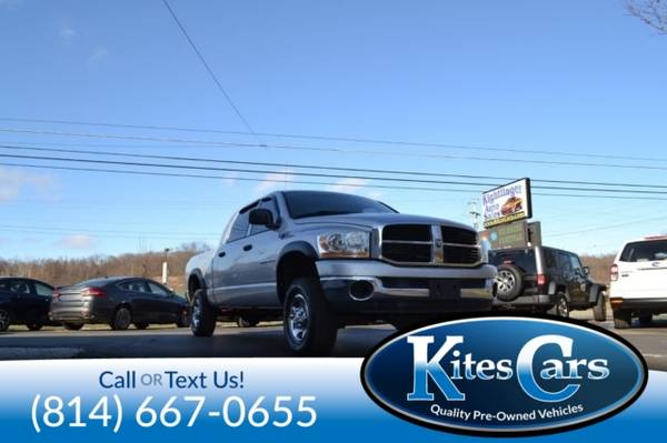 Photo 2006 Dodge Ram 1500 - $14900 (Erie)