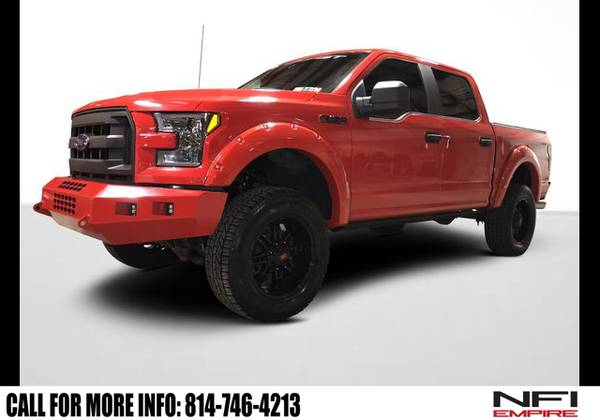 Photo 2015 Ford F150 SuperCrew Cab - $34991