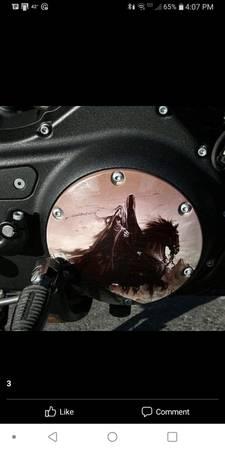Photo 2015 Harley Sportster Iron - $6,700 (Titusville)