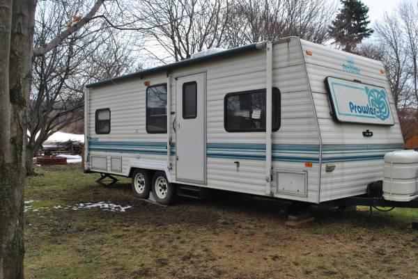 24 foot 1994 Prowler Camping Trailer - $3950 (Forestville ...