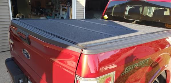 Photo Aluminum Folding Cover - $375 (ERIE)