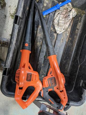 Photo Black and decker lawn tools - $150 (Erie)