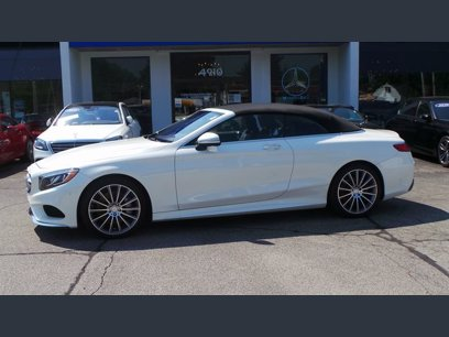 Photo Certified 2017 Mercedes-Benz S 550 Cabriolet for sale