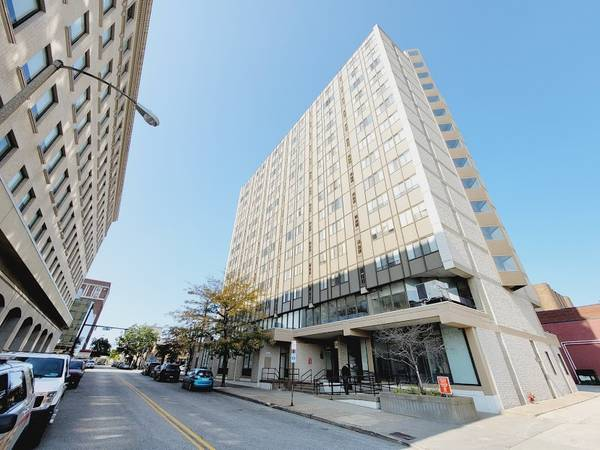 Photo Check out our amazing location 1 bed, 1 bath. Mid City Towers (Erie)