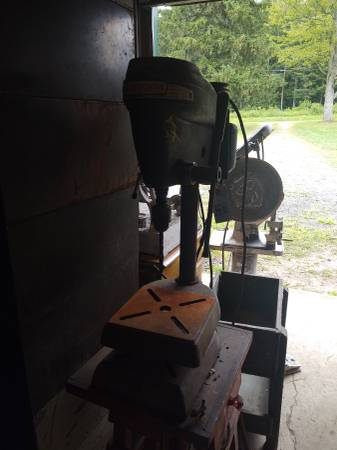 Photo Craftsman Drill Press - $85 (McKean, Pa)