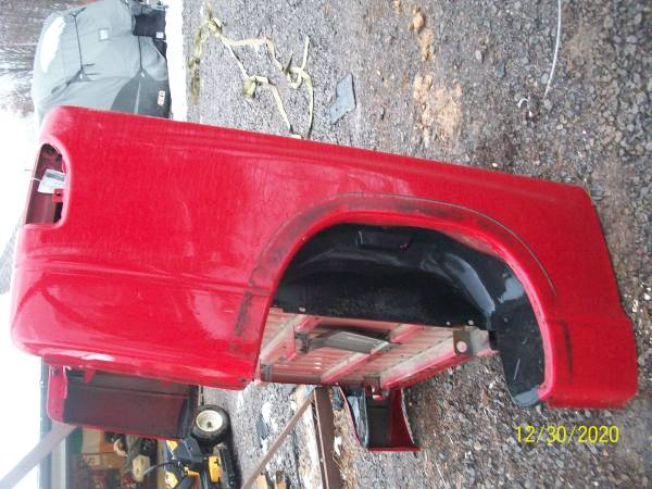 Photo Dodge Dakota Quad Cab truck bed Crew - $950 (Greenville)