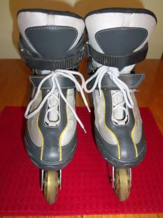 Photo FORWARD FORMULA Inline Roller Skates..7ABEC - $20 (ERIEMILLCREEK)