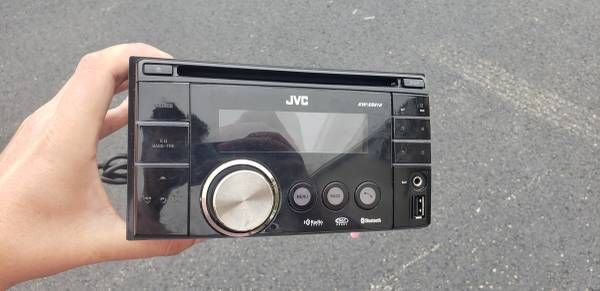 Photo JVC car radio-JVC din stereo-JVC car audio-JVC headunit - $70 (Erie)