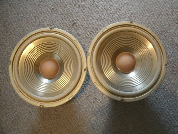 Photo Radio Shack 10quot Woofers gtgtgt $50 for the pair - $50 (Erie)
