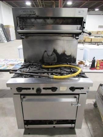 Photo The Black Pig Cleveland Restaurant Equipment Auction (Cleveland)