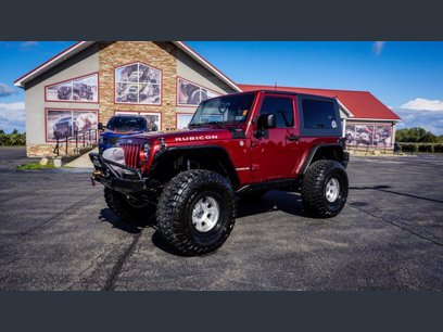 Photo Used 2009 Jeep Wrangler 4WD Rubicon w Dual Top Group for sale
