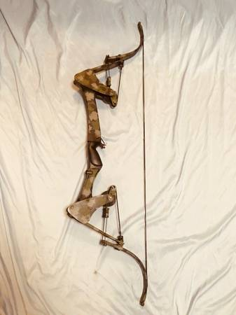 Photo Wanted Used Oneida Compound Hunting Bow - $50 (erie)