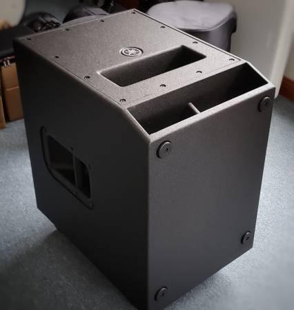 Photo Yamaha DXS12mkII Powered Subwoofer Speaker - $499 (Chautauqua)