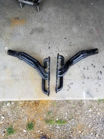 Photo schoenfeld sbc dirt track headers brand new - $100 (erie)