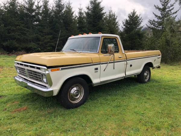 Photo 1972 Ford F-250 Truck - $2500