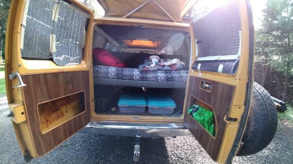 Photo 1978 Dodge cer van - $6,500 (Monroe)