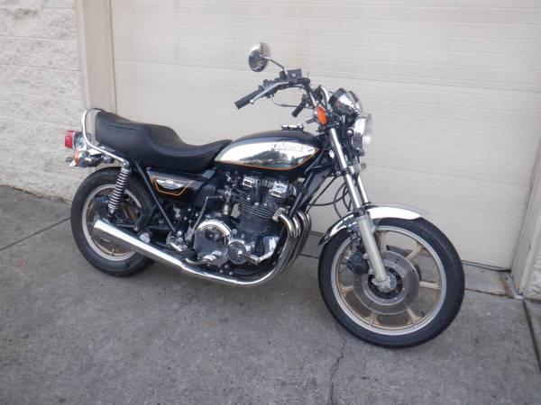 Photo 1980 Kawasaki KZ1000 Z1 Classic - Fuel injected RARE - $3,950 (Motorcycle Warehouse, Inc. - Portland)
