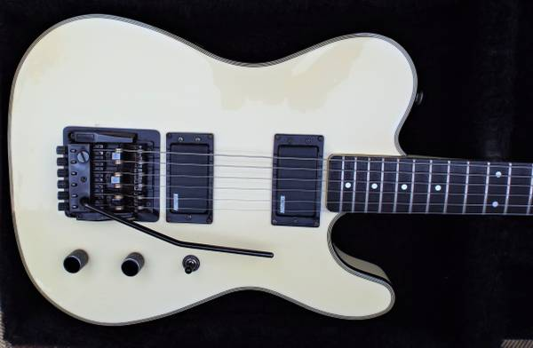 Photo 1984 Washburn Tour 24 Chicago Electric Guitar MIJ WOHSC Ex Condition - $635 (Valley)