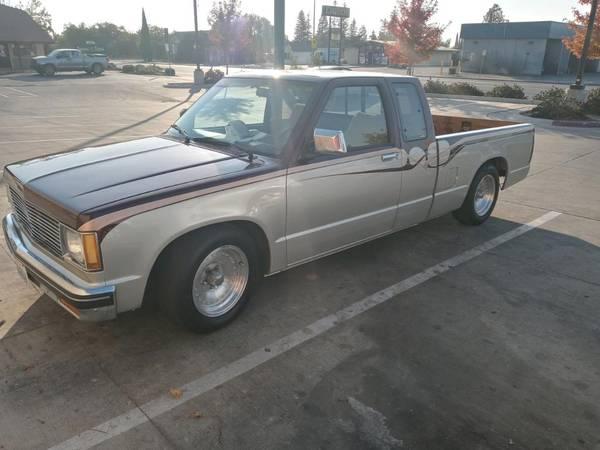Photo 1989 s10 Chevy - $5,000 (Eugene)