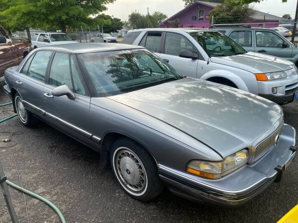 Photo 1992 Buick LeSabre - $1,300 (Springfield)