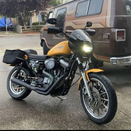 Photo 2000 Harley Davidson Performance Sportster S - $7,100 (Eugene)