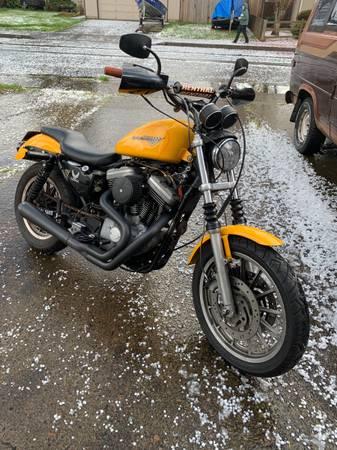 Photo 2000 Harley Davidson Sportster S - $5,000 (Eugene)